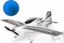 RC lietadlo Katana modré