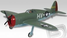 RC lietadlo P-47 Thunderbolt Mode1