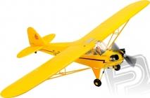 RC lietadlo PIPER J3 Cub
