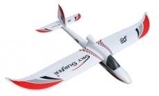 RC lietadlo SKY SURFER V2, červená