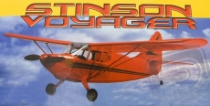 RC lietadlo Stinson Voyager