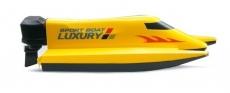 RC loď Gallop Boat, žltá