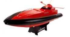 RC loď NQD Newada 810, červená