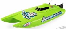 RC loď Lite Sea Rider V3, zelená