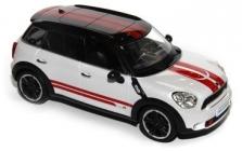 RC auto MINI COOPER RTR 1:14, biela/pruh
