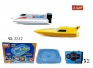 RC Mini lodičky s bazénikom