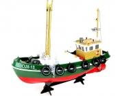RC rybárska loď Cux-13