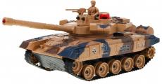 RC súbojový tank s dymom T90