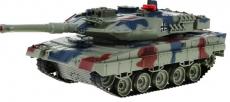 RC súbojový tank s dymom Leopard 2A6