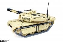 RC stavebnica Bojový tank Panzer