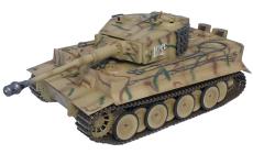 RC tank 1:16 Torro Tiger 1, 2.4GHz, IR, zvuk