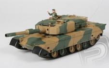 RC tank 1:24 TYPE 90 komplet