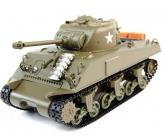 RC TANK 1:30 USA M4A3 SHERMAN