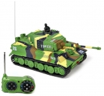 RC Tank German Tiger 1:72