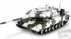 RC tank 1:16 Leopard 2A6, zimná verzia