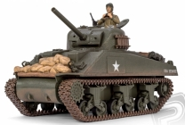 RC tank M4A3 Sherman