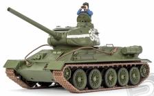 RC tank T-34/85