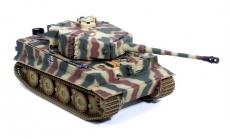 RC tank Tiger I IR 1:16, neskorá verzia