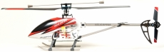 RC vrtuľník Double Horse 9104, červená