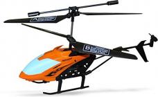 RC vrtuľník Durable King LH-1302, oranžová