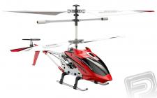 RC vrtuľník Syma S107H, červená