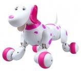 RC Robo-Dog - pes, ružový
