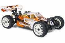RTR Buggy SPIRIT EVO 4wd vrátane .21 Alpha Power motora