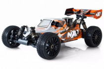 RTR Buggy SPIRIT NXT 4WD vrátane .21 Alpha Power motora