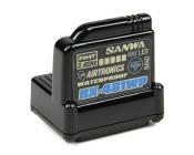 RX-481WP príjmač 2.4GHz FH3,FH4, 4-kanál, SSR (telemetrický/vodevzdorný)