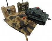 RC Sada infra tankov 2 v 1