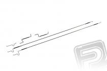 Sada tiahel (P-47,Yak54)