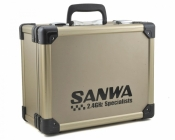 SANWA hliníkový kufor