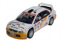SCX Mitsubishi Lancers EVO VIII WRC