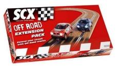 SCX Offroad - rozšírenie dráhy s prechodovými dielmi