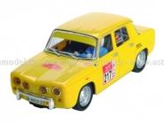 SCX Renault 8 TS, žltá
