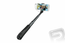 Selfie tyč na kamery a mobilné telefóny