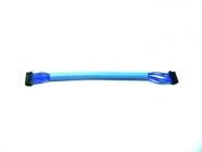 Senzorový kábel modrý, HighFlex 100mm