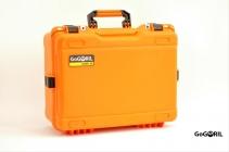 Set profi kufor G36 univerzálna výstelka, oranžová