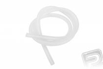 Silikónová hadička, vnútorný priemer 1,5mm, dĺžka 0,5m