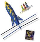 SkyBlades Hybrid Rockets s gumovým pohonom