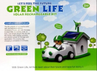 Solárna stavebnica SolarBot 2 v 1