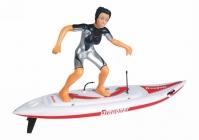 Surfistka na doske 660 mm, RC set 2,4 GHz