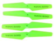 Syma X5C-02 rotorové listy, zelená