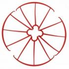 Syma X5C-03R kryty rotorových listov, červená