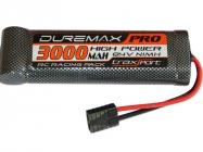 DUREMAX Power NiMH 8.4V 3000mAh Flat Traxxas