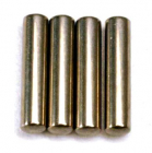 Traxxas - čepy závěsu kol (4)