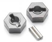 Traxxas - náboj kola s čepy ocel (2)