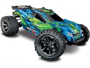 Traxxas Rustler 1 : 10 VXL 4WD TQi RTR bez aku, zelená