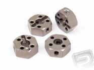 Unášač kolesa 12mm/4pcs) - hliníkový
