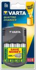 VARTA Quattro charger + 4x AA 2100 mAh